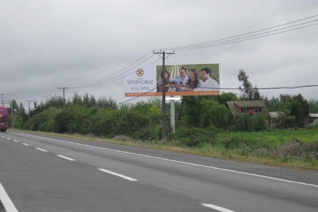 Foto de Salida Norte CHIMBARONGO