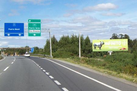 Entrada Norte PUERTO VARAS