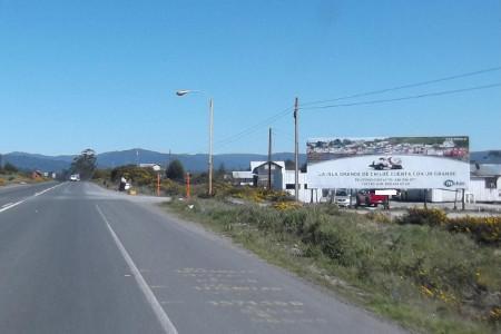 Foto de Entrada Norte CASTRO