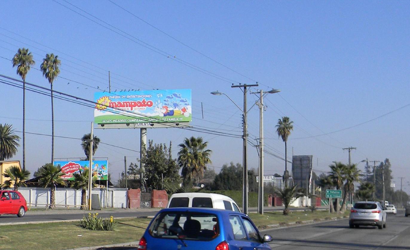 Entrada Oriente P.HURTADO
