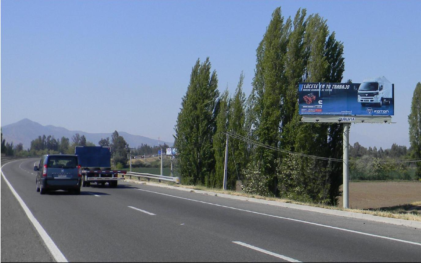 Entrada Oriente MALLOCO