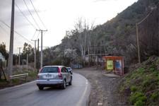 Ruta a Centro de Montaña km 7,2.