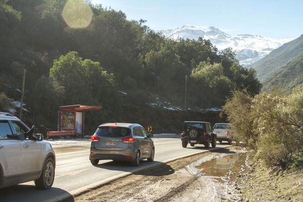 Foto de Ruta camino a centro de la montaña KM 11
