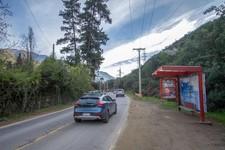 Ruta a Centro de Montaña km 12,5.