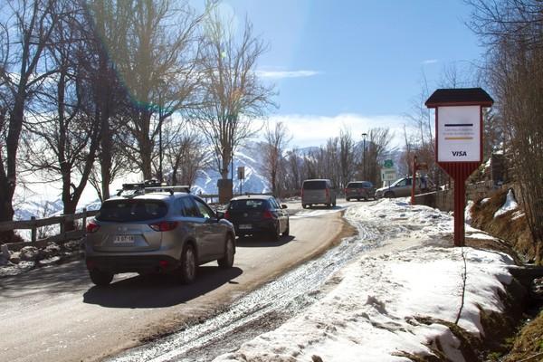 Foto de Camino a Farellones
