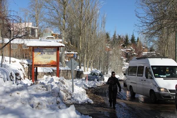 Foto de Turistico Camino los Condores, hacia Farellones