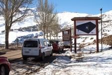 Turistico Camino los Condores, hacia El Colorado y La Parva