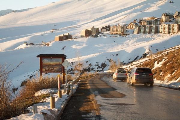 Foto de Turistico Camino los Condores, hacia El Colorado y La Parva