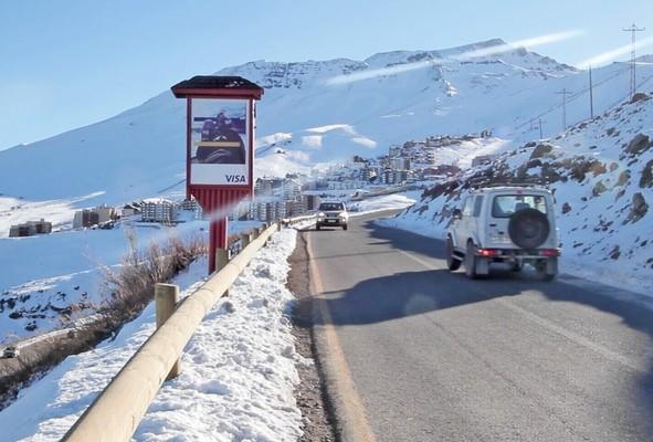 Foto de Camino La Parva