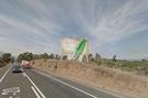 Ruta F20 Nogales Km 21,5 hacia santiago
