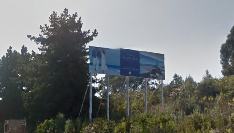 Ruta F30 - Km 42,2 a 200 mts previo acceso sur Maitencillo