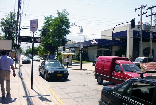 Foto de Indicador de calles, Salinas - Merced, San Felipe