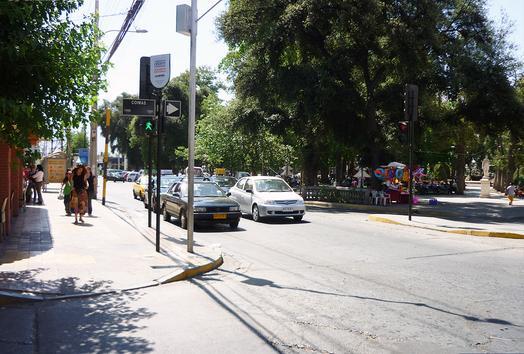 Foto de Indicador de calles, Coimas - Merced, San Felipe
