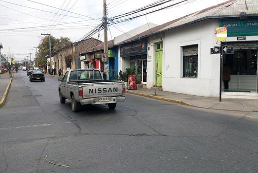 Foto de Indicador de calles, Portus - Merced, San Felipe