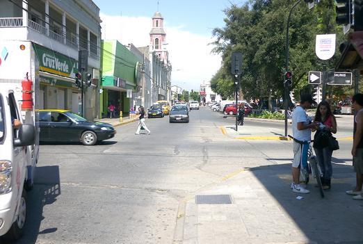 Foto de Indicador de calles, Salinas - Prat, San Felipe