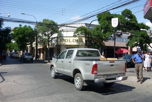 Foto de Indicador de calles, Indicador, Coimas - Prat, San Felipe