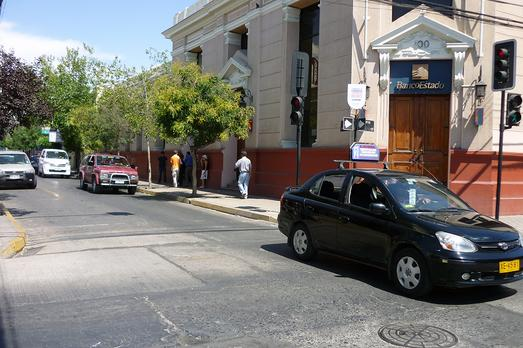 Foto de Indicador de calles, Portus - Prat, San Felipe