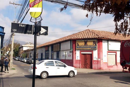 Foto de Indicador de calles,Toromazote - Prat, San Felipe
