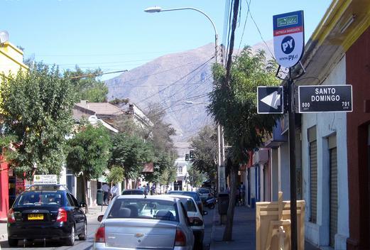 Foto de Indicador de calles, Salinas - Santo Domingo, San Felipe