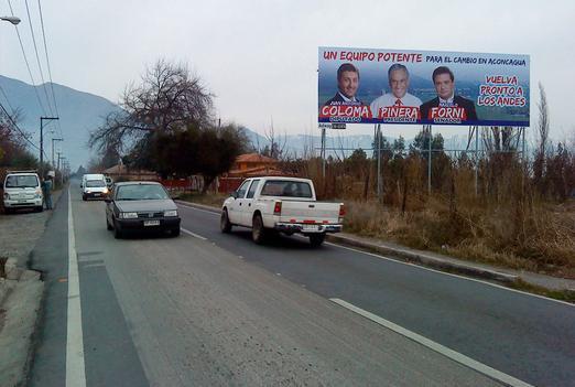Foto de Ruta E825, Los Villares km 6920, Los Andes