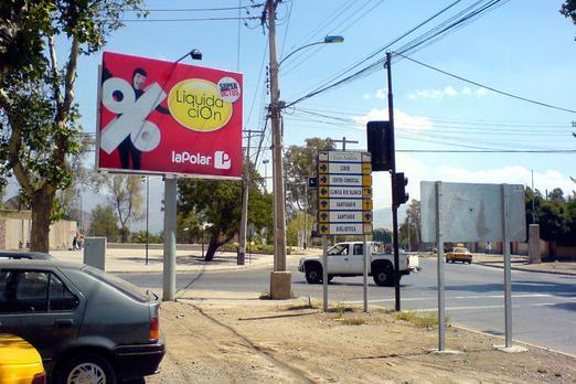 Av. Santa Teresa - Av. Chacabuco, Los Andes