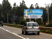 Ruta F-30 Km 38,8, Maintencillo hacia Santiago