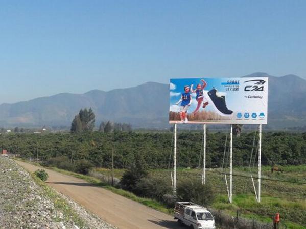 Foto de Ruta 5 Norte Km 94,7 - Saliendo del Tunel La Calavera