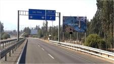 Ruta 5 Norte, a 500 Mts. Previo a cruce Catapilco