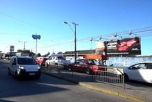 Estadio Villarrica - Salida a Pucon, al lado del Lider Express