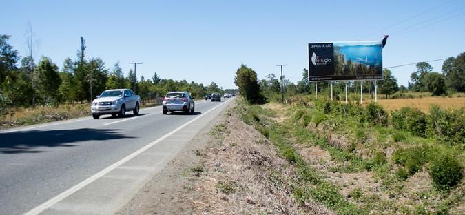 Foto de Ruta Freire - Villarrica km 15.200