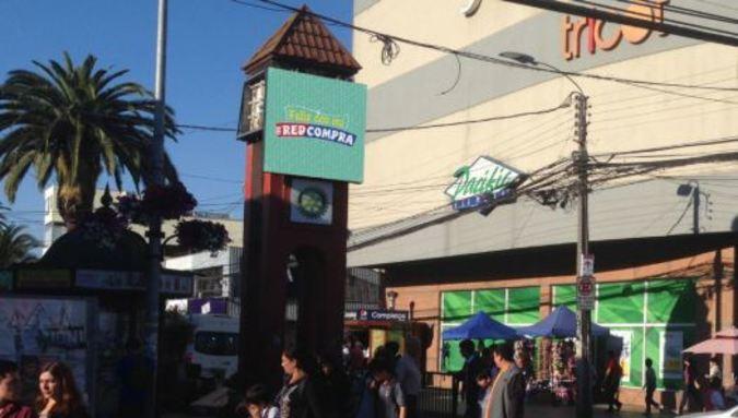 Serrano esquina Vargas, Melipilla