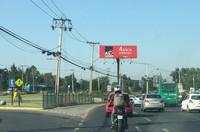 Pajaritos / La Farfana entrando a Maipú