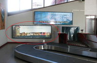 Sala Desembarque - Aeropuerto Balmaceda