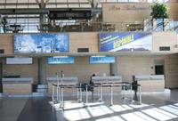 Sector Counters-Aeropuerto Concepción - Carriel Sur