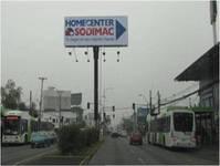 Gran Avenida, paradero 12, San Miguel, (S - N)