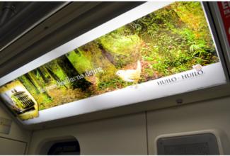 Publicidad en metro