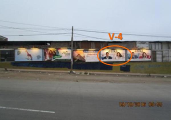 Foto de Ca. La Solidaridad Mz. F Lt 12 Parcella II Parque industrial esq. con Av. El Sol-V4