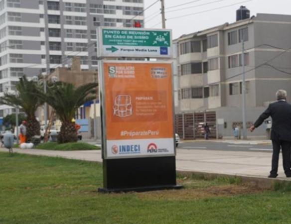 Foto de Av. Bertolotto S/N frente a Parque Media Luna-lado B