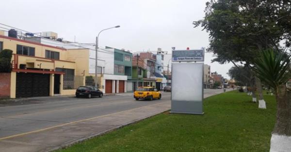 Foto de Av. Riva Agüero Cdra. 4 con calle Marina Escobar Cdra. 7-lado B