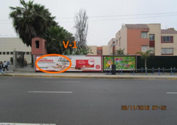 Foto de Av. Antes panamericana Sur (Villa Militar Matellini)-V1