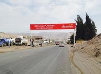 Entrada a Arequipa