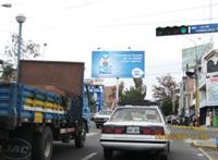 Av. Mariscal Castilla altura Av. Lima - Hacia Parque Lambramani