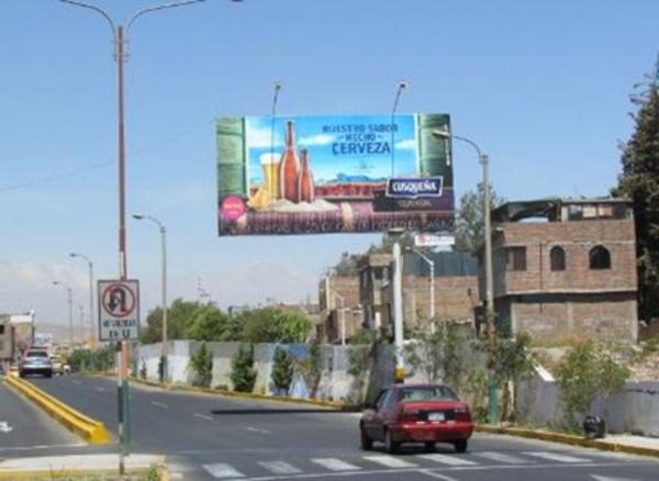 Foto de Av. Los Incas fte. Mall Lambramani - Hacia Av. Jesús