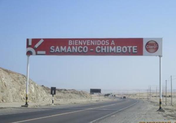 Foto de Chimbote – Samanco – Panamericana Norte km 416, Balneario de Vesique