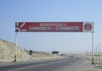 Chimbote – Samanco – Panamericana Norte km 416, Balneario de Vesique