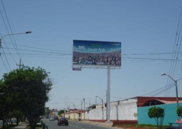 Foto de Av. Pacífico Fte. Colegio Santa María tránsito a Plaza de Armas