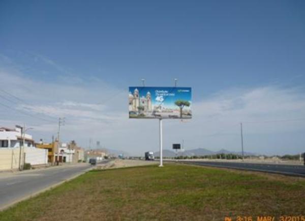 Foto de Av. Country con La Marina frente a Real Plaza - Nuevo Chimbote