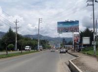 Paradero Porongo, carret. Baños del Inca Km 4.5