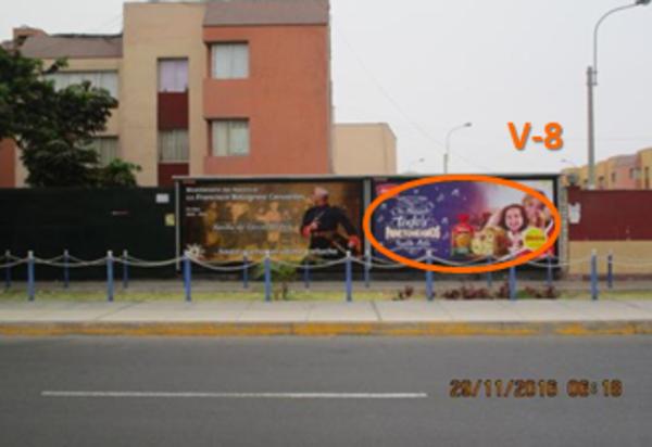 Foto de Av. Antes panamericana Sur (Villa Militar Matellini)-V8