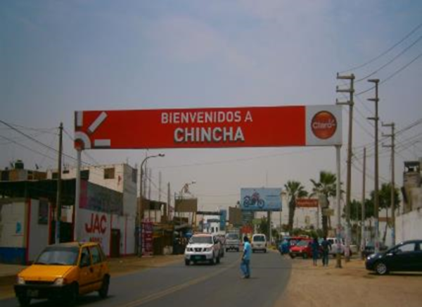 Foto de Chincha – Panamericana Sur km 197